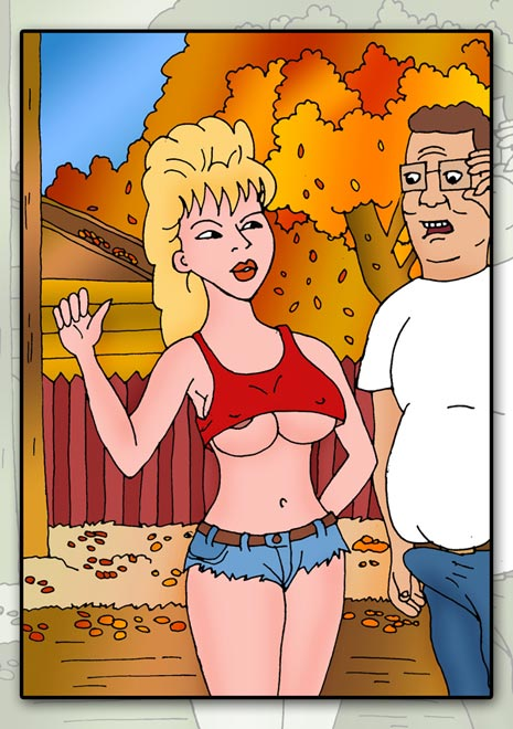 hill of beavis and king crossover butthead the Dungeons and dragons cartoon porn