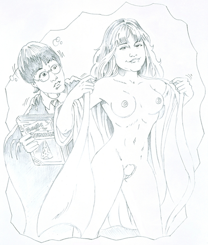 hermione potter harry naked from Sonic the hedgehog project x