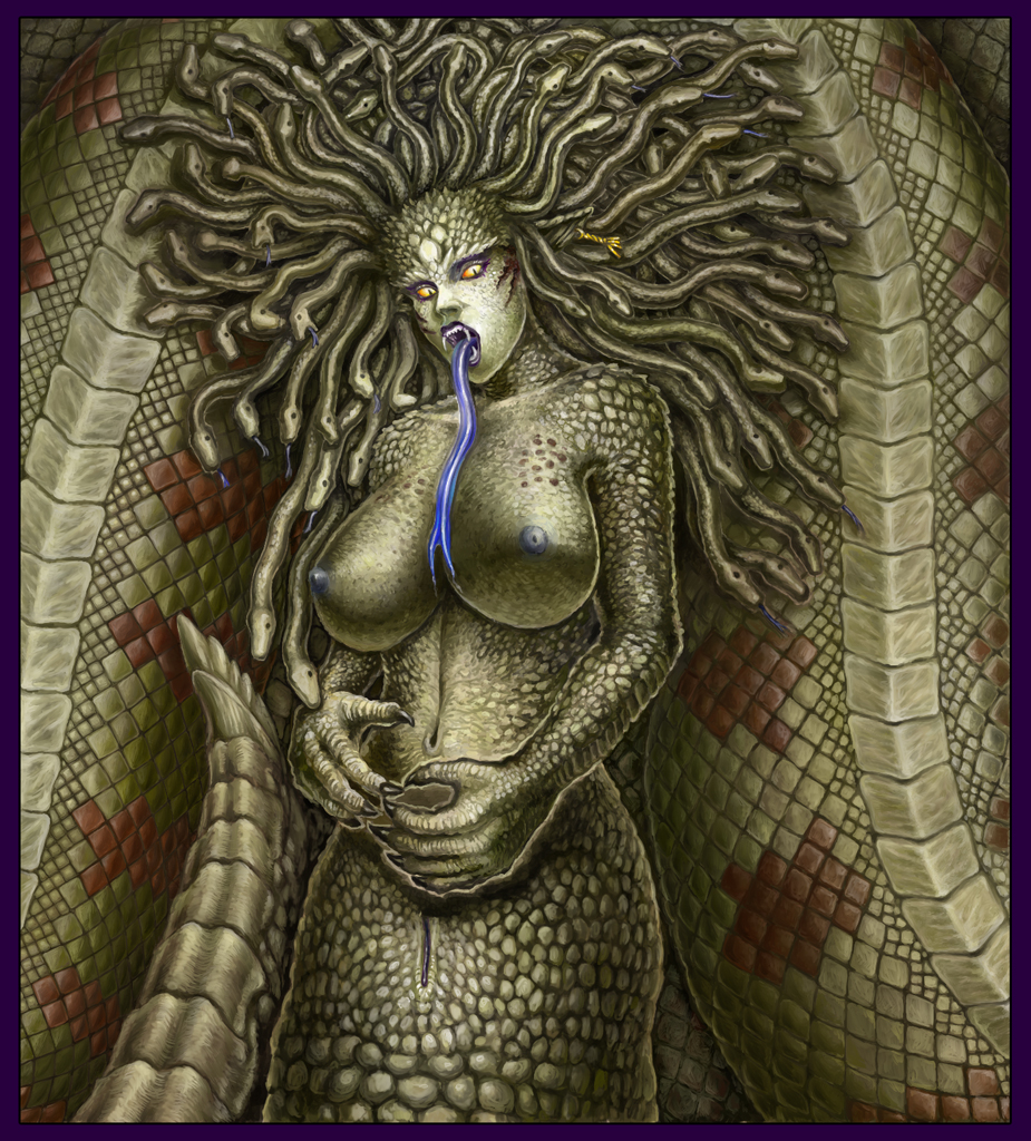 snakes have medusa for pubes does Final fantasy type 0 cinque
