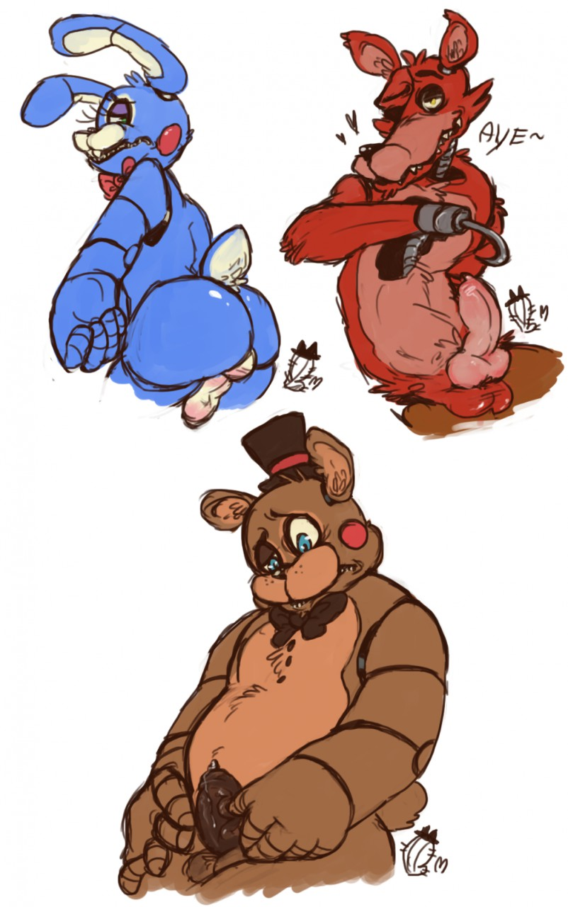 animation 2 freddy's five at nights Spooky's house of jumpscares deer
