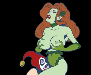 harley poison ivy nude quinn Black clover sister lily age