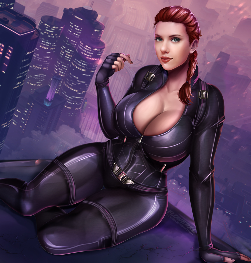 avengers black widow the naked Witcher 3 wild hunt sex