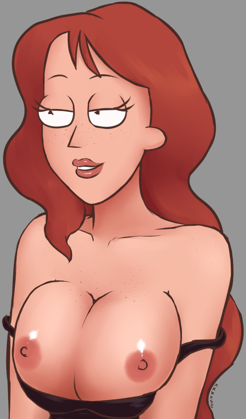 summer morty and sexy rick naked Friday the 13th game