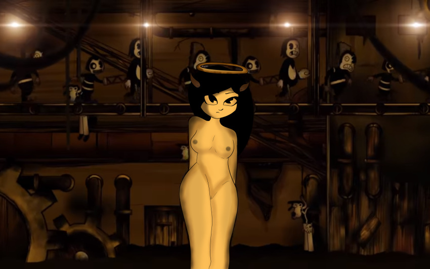 bendy and machine hentai the alice angel ink Fire emblem path of radiance laguz