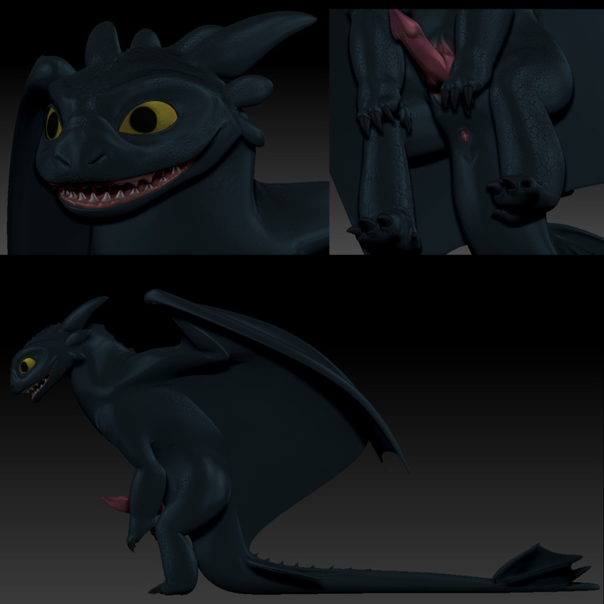 tusk project how to jojo get Hiccup and astrid httyd 3