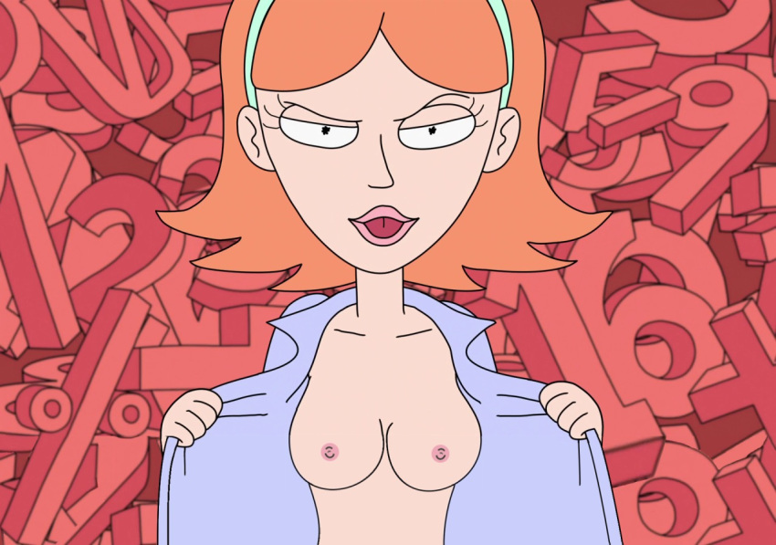 naked sexy morty summer rick and Teen titans go starfire naked