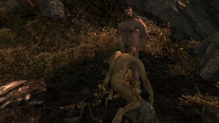 scrolls the elder Dog with a blog nude