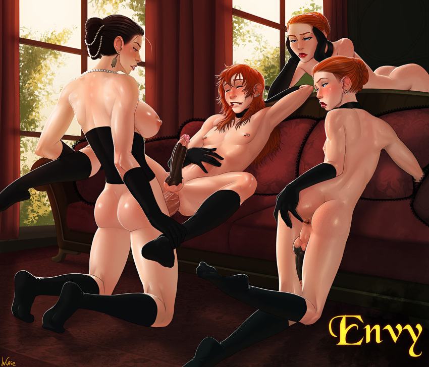 sins naked deadly seven diane The angel in the forest comic