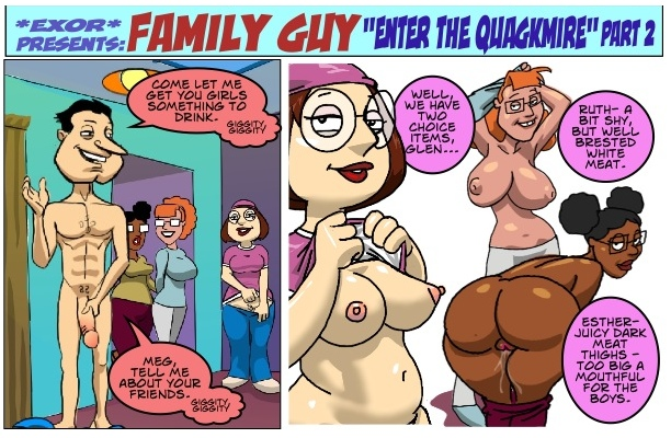 griffin naked family lois guy Conker bad fur day porn